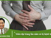 Viêm đại tràng lâu năm có bị bệnh trĩ?