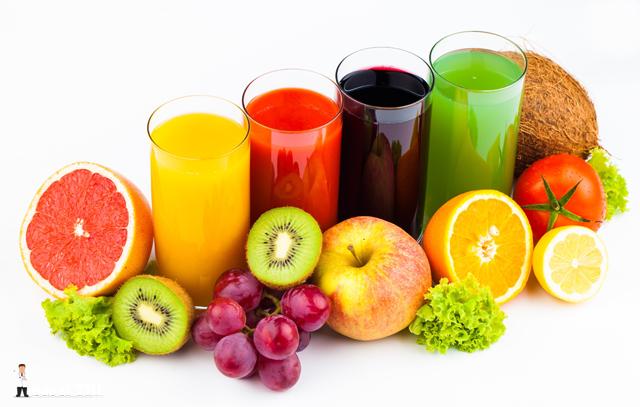 ăn nhiều hoa quả để giảm tình trạng chạy máu hậu môn khi đi đại tiện