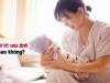 Tình trạng bị sai búi trĩ sau sinh có sao không?