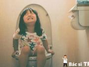 hiện tượng sa trực tràng ở trẻ em